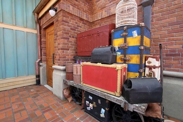 Fantasyland - Fantasyland station details