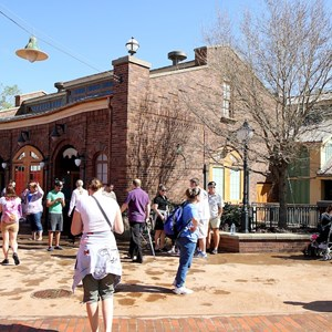 63 of 81: Fantasyland - New Fantasyland restrooms