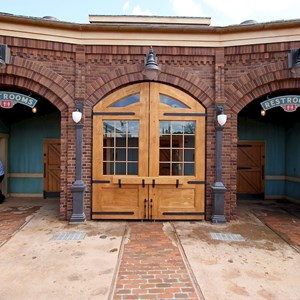 67 of 81: Fantasyland - New Fantasyland restrooms