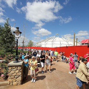 79 of 81: Fantasyland - Storybook Circus soft opening detailed tour
