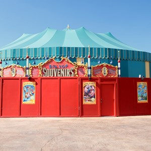 5 of 5: Fantasyland - Big Top Souvenirs in Storybook Circus