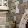 Fantasyland - Fantasyland Enchanted Forest castle wall closeup