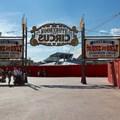 Fantasyland - Storybook Circus entrance signage exit side