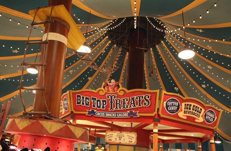 First look inside Big Top Souvenirs