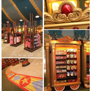 8 of 8: Fantasyland - First look inside Big Top Souvenirs