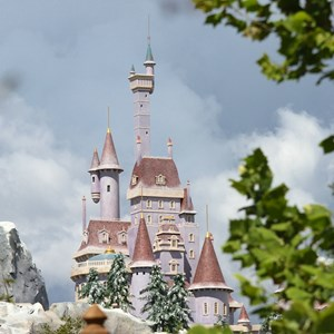 1 of 3: Fantasyland - Completed Beast's Castle