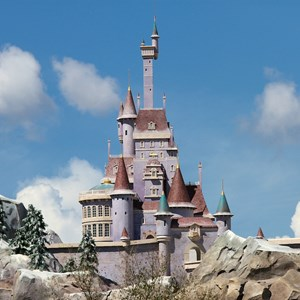 2 of 3: Fantasyland - Completed Beast's Castle