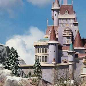 3 of 3: Fantasyland - Completed Beast's Castle