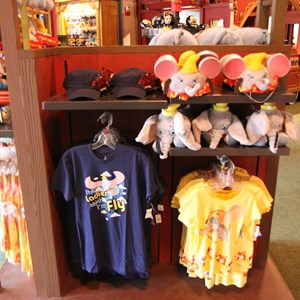 28 of 35: Fantasyland - Big Top Souvenirs opening day