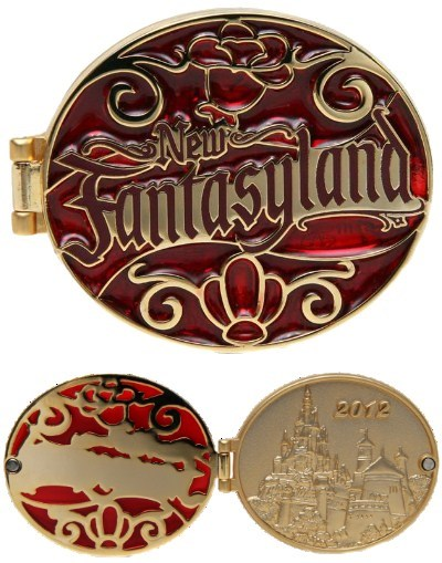 Fantasyland - New Fantasyland commemorative collection - Hinged Pin