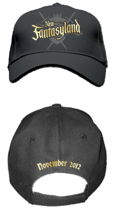 Fantasyland - New Fantasyland commemorative collection - Cap