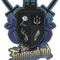 Fantasyland - New Fantasyland commemorative collection - Magnet