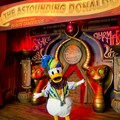 Fantasyland - Inside Pete's Silly Sideshow - The Astounding Donaldo