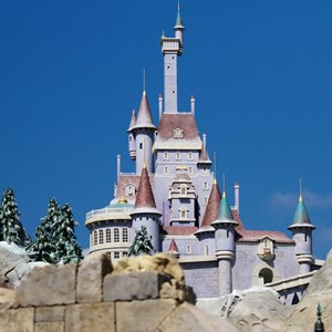 11 of 40: Fantasyland - New Fantasyland Enchanted Forest - Beast's Castle