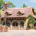 Fantasyland - New Fantasyland Enchanted Forest - Bonjour Village Gifts inside Belle's Village