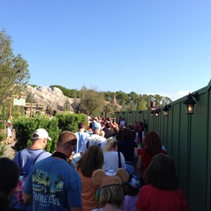 1 of 23: Fantasyland - Soft opens begin