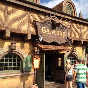 12 of 23: Fantasyland - Gastons