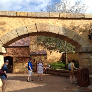 14 of 23: Fantasyland - Restrooms