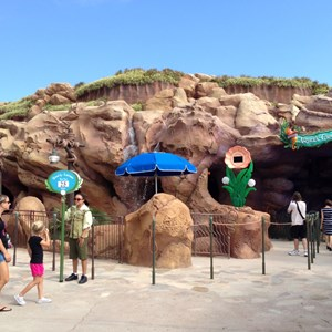19 of 23: Fantasyland - Ariel's Grotto