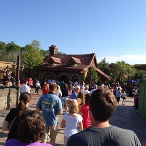 3 of 23: Fantasyland - Fantasyland soft opening live updates