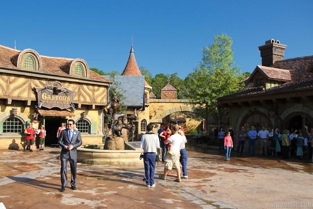Fantasyland - Fantasyland soft opening - Belle's Village