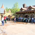 Fantasyland - Fantasyland soft opening - Belle's Village and Bonjour Village Gifts