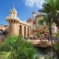 Fantasyland - Fantasyland soft opening - Under the Sea - Journey of the Little Mermaid Prince Eric&#39;s Castle