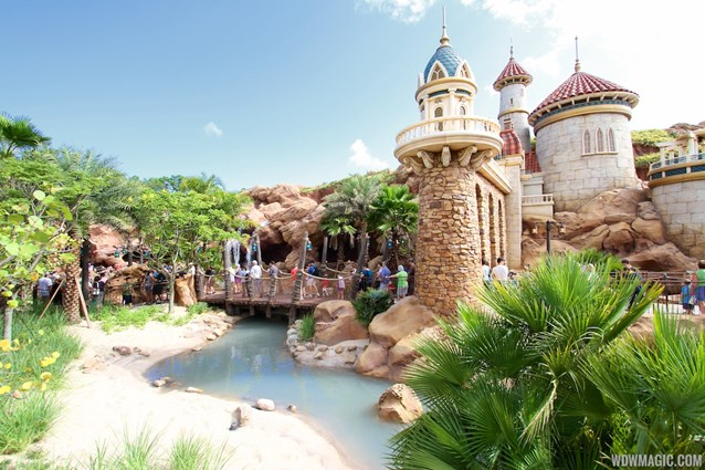 Fantasyland - Fantasyland soft opening - Under the Sea - Journey of the Little Mermaid