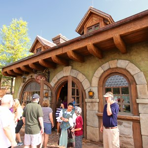 16 of 43: Fantasyland - Fantasyland soft opening - Bonjour Village Gifts