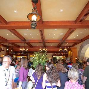 17 of 43: Fantasyland - Fantasyland soft opening - Inside Bonjour Village Gifts