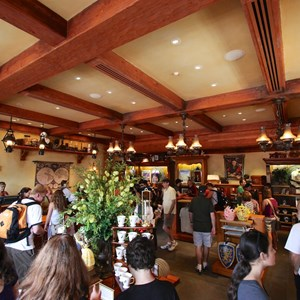 18 of 43: Fantasyland - Fantasyland soft opening - Inside Bonjour Village Gifts