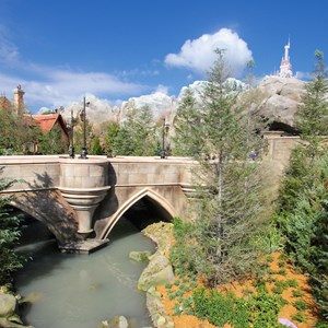 36 of 43: Fantasyland - Fantasyland soft opening - Be Our Guest Restaurant