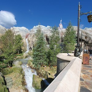 38 of 43: Fantasyland - Fantasyland soft opening - Be Our Guest Restaurant