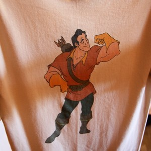 19 of 24: Fantasyland - Gaston's Tavern T-Shirt back