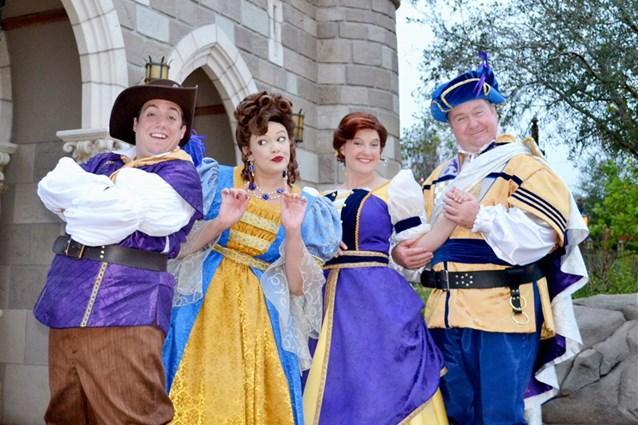 Fantasyland - Royal Majesty Makers in the New Fantasyland