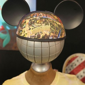 2 of 4: Fantasyland - New Fantasyland commemorative hat