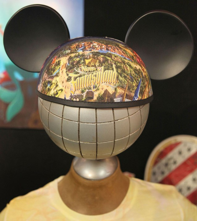 Fantasyland - New Fantasyland commemorative hat