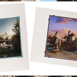 New Fantasyland commemorative merchandise for December 6