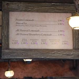 4 of 8: Fantasyland - Prince Eric's Village Market pre-opening