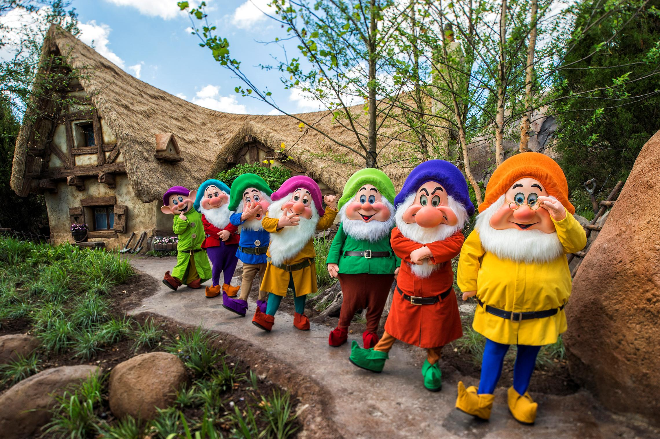 Seven Dwarfs cottage