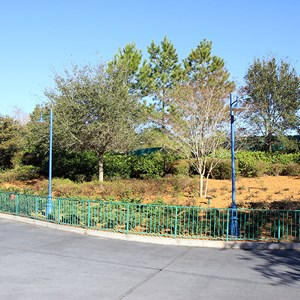 6 of 6: Fantasyland - Expansion construction walls