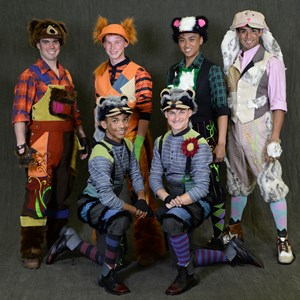 8 of 12: Disney Festival of Fantasy Parade - Disney Festival of Fantasy Parade Costumes - Lost Boys