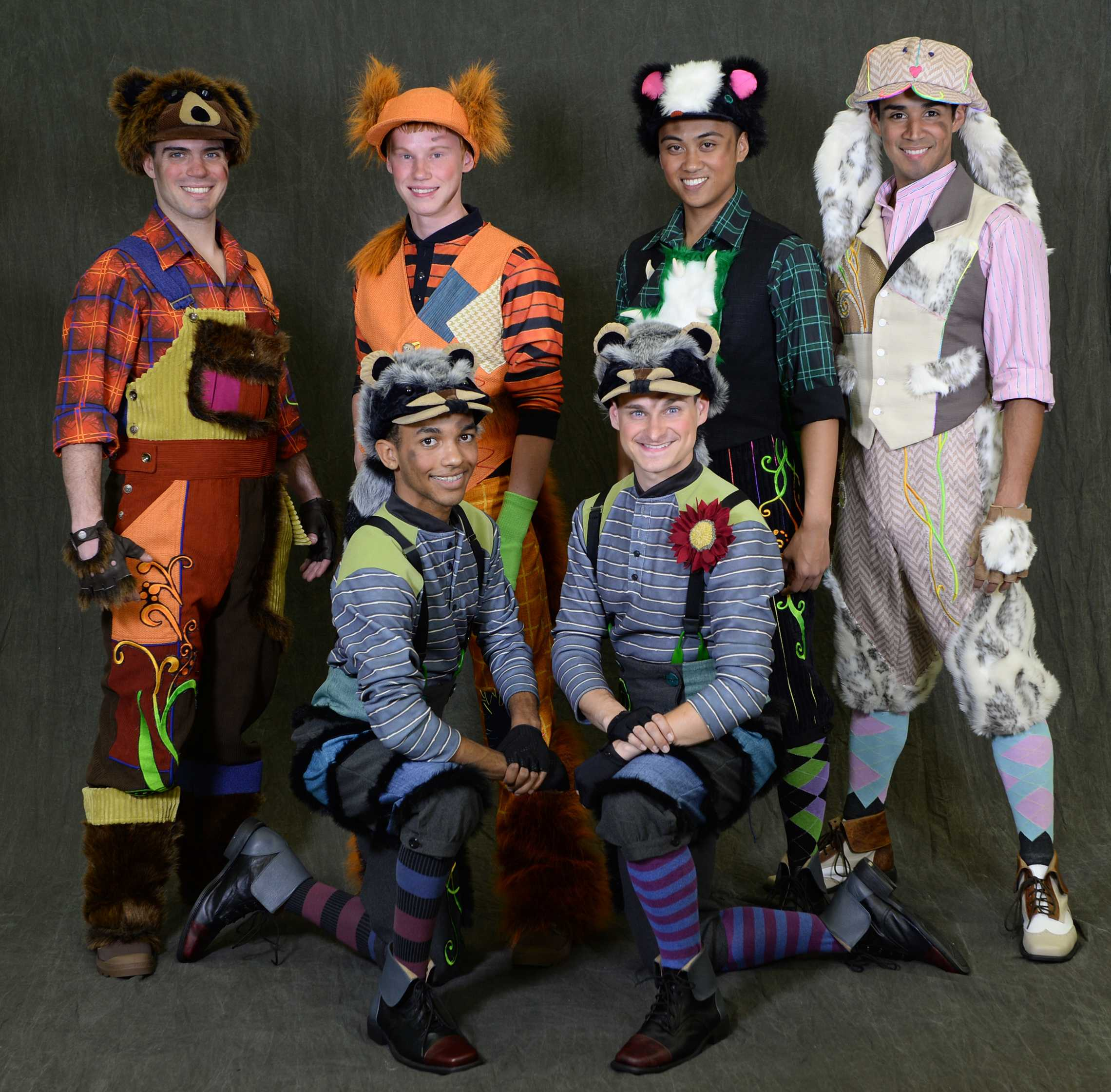 Disney Festival of Fantasy Parade Costumes - Lost Boys