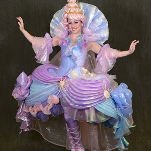 2 of 12: Disney Festival of Fantasy Parade - Disney Festival of Fantasy Parade Costumes - Seashell Girl