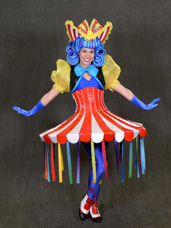 Disney Festival of Fantasy Parade Costumes - Cha Cha Girl