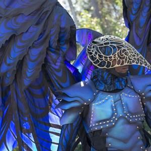 8 of 8: Disney Festival of Fantasy Parade - Disney Festival of Fantasy costume rehearsal