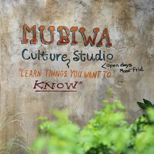24 of 40: Festival of the Lion King - New Harambe Theatre area in Africa - Wall art