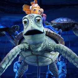 Finding Nemo - The Musical preview photos