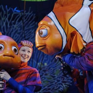 2 of 4: Finding Nemo - The Musical - Finding Nemo - The Musical preview photos