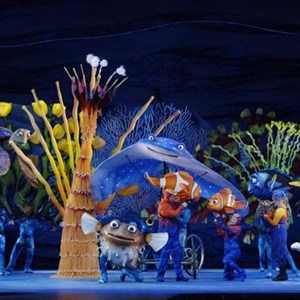 3 of 4: Finding Nemo - The Musical - Finding Nemo - The Musical preview photos